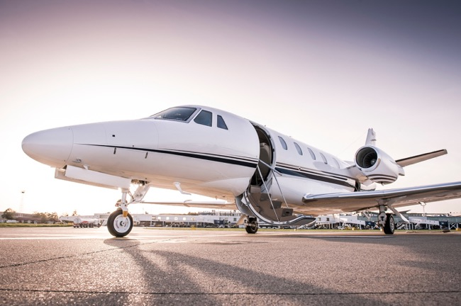 Luxury Travel – Here's why you should fly by private jet