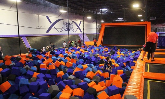 Benefits of Altitude Trampoline Park
