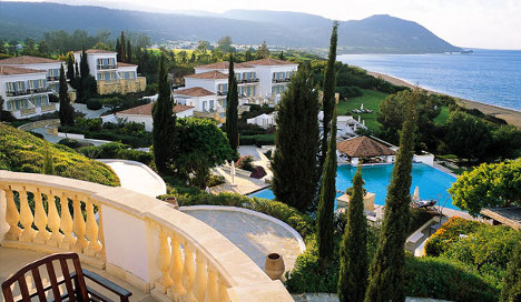 The Anassa Resort Hotel
