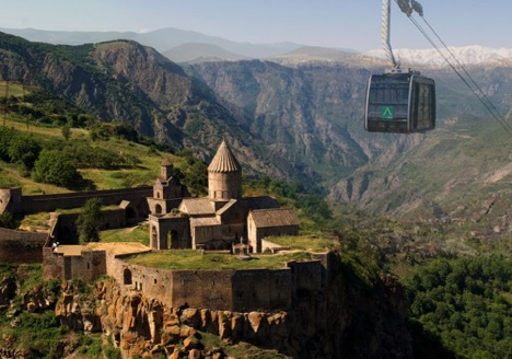 The rings of Tatev