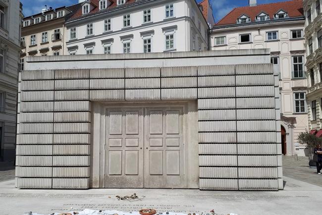 Judenplatz Jewish Museum, Vienna