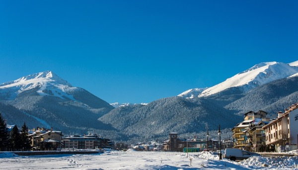 Top 5 tourist spots in Bansko
