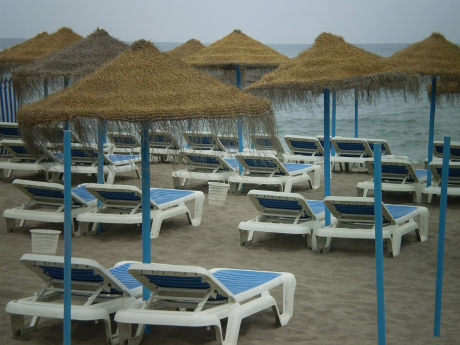 Benidorm Beach Chairs