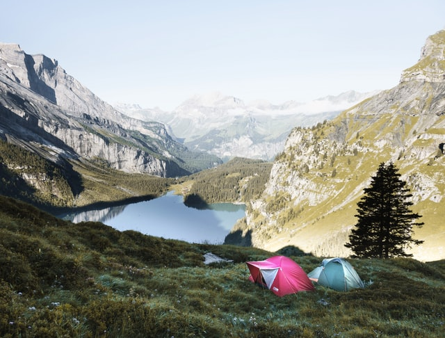 Five tips on how to have the best camping trip ever