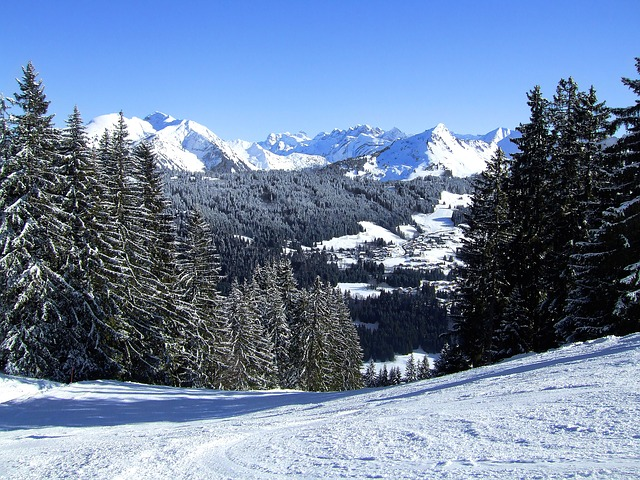 The Best Ski Destinations in France