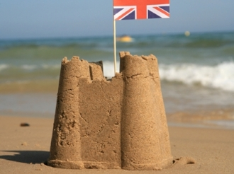 Bournemouth Sandcastle