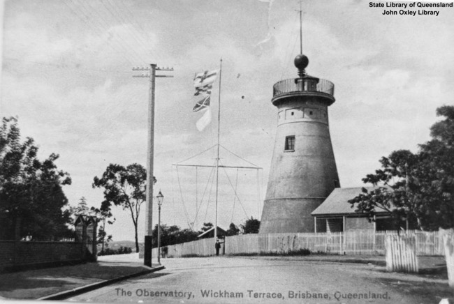 Old Windmill Observatory: The Tower Mill