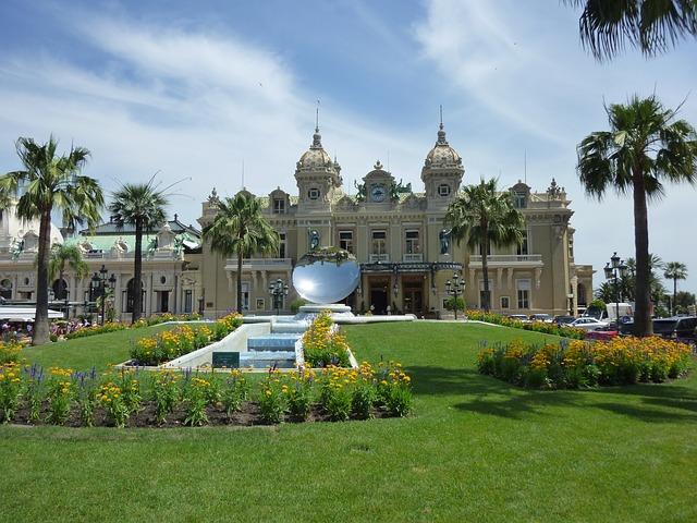 3 Wonderful Casino Buildings to Visit in Europe