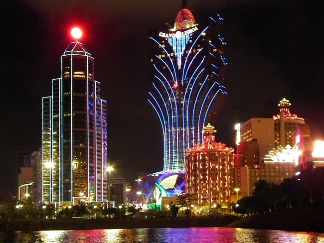 A guide to Macau's best casinos