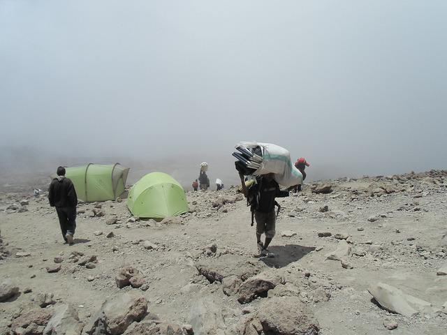 Packing tips for climbing Mount Kilimanjaro
