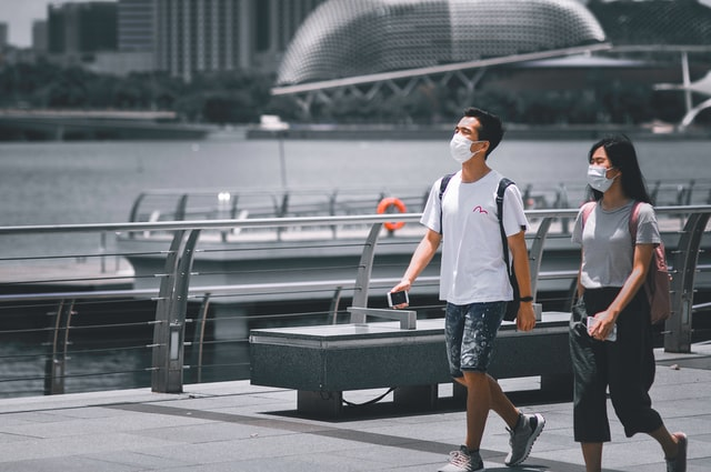 Effects of COVID-19 on travel