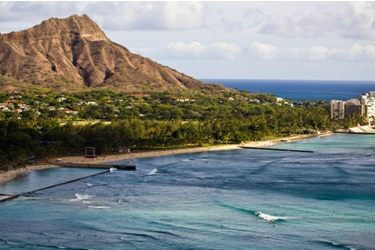 Diamond Head - Hawaii