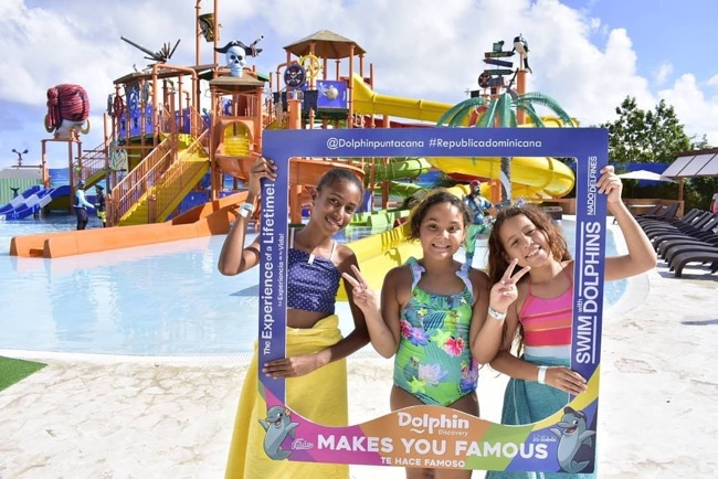 The best attraction for kids in Punta Cana