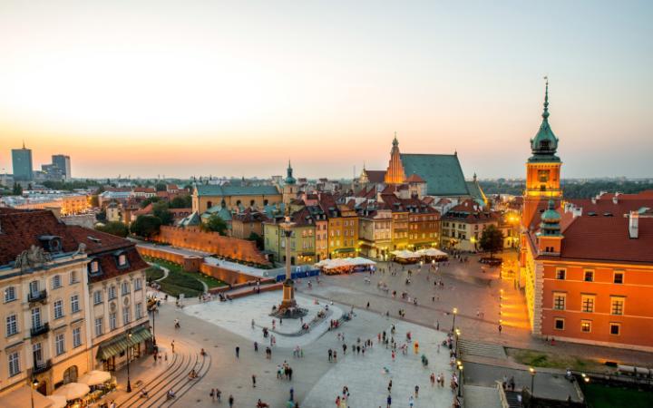 Eastern Europe Getaway