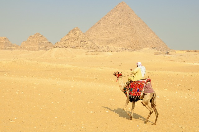 You Don't Want to Miss These 5 Things When Touring the Pyramids of Giza