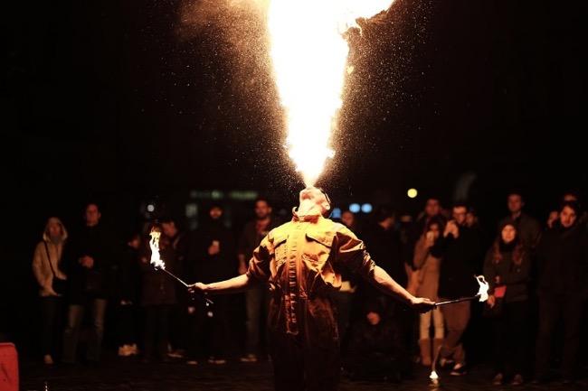Samhain Fire Festival