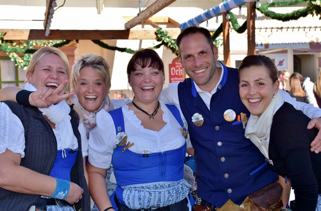 10 Must-Know Facts About Germany's Oktoberfest