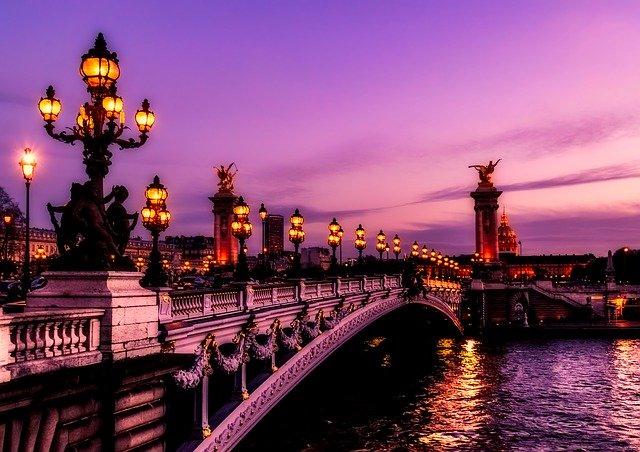 Paris: The City of Light
