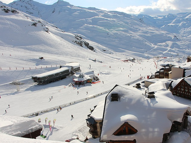 French Ski Resort: Val Thorens