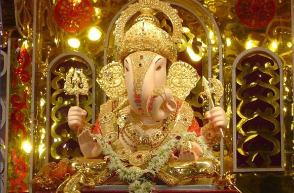 Ganesh temples in Pune