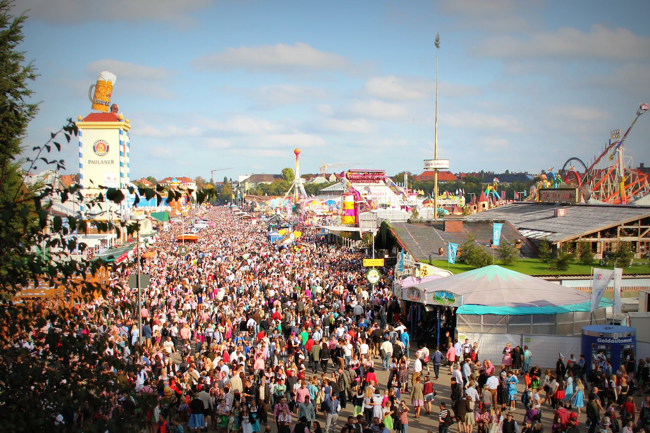 Tips for visiting the Oktoberfest in Munich