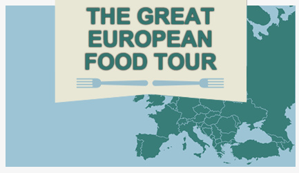 The Great European Food Tour