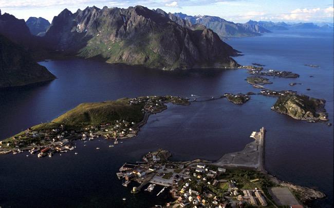Aurlandsfjellet Route