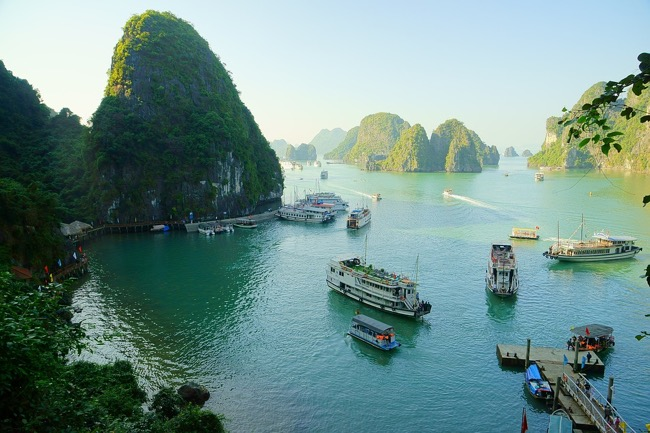 5 alternative things to do at Halong Bay