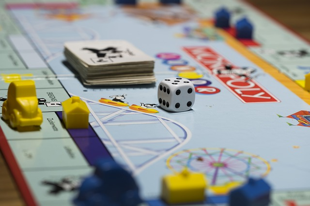 Looking for not-leaving-the-house activities? Try these board games!