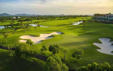 Golf Holiday in Thailand