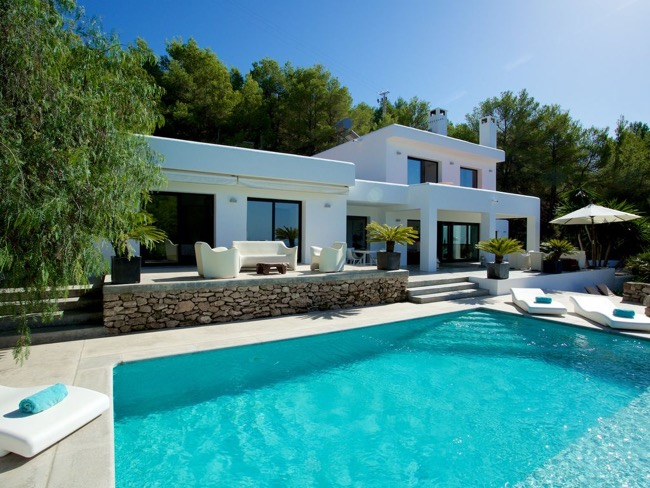 Rent a Luxury Villa for Your Vacation