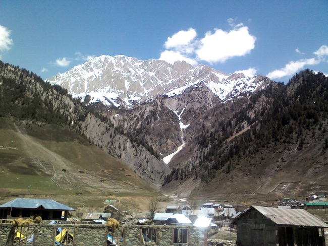 Sonmarg: A loving place to visit for honeymoon