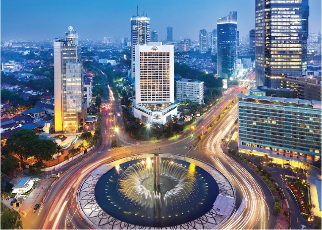 What makes Jakarta such a popular destination for travel enthusiasts?