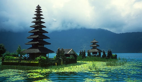 Self-discovery in Bali