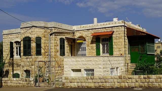 Now and Then Tour: The German Colony in Haifa
