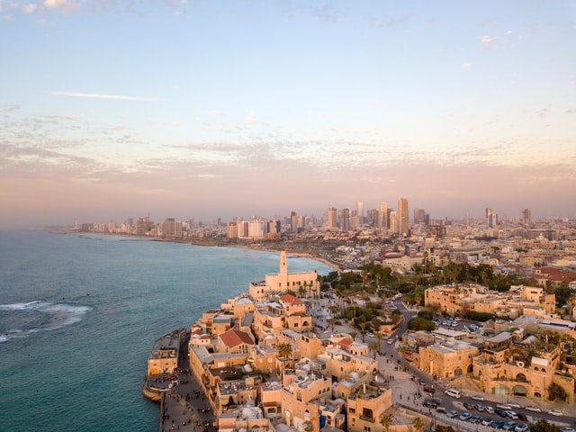 4 reasons to visit Tel Aviv