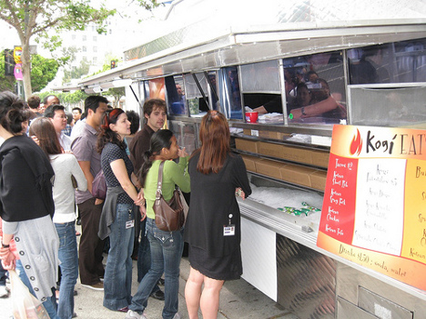 Kogi Korean BBQ Taco Truck