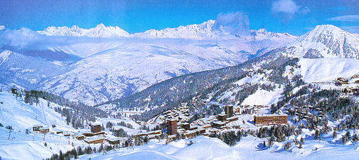 Top 5 places you can go on a skiing holiday in France