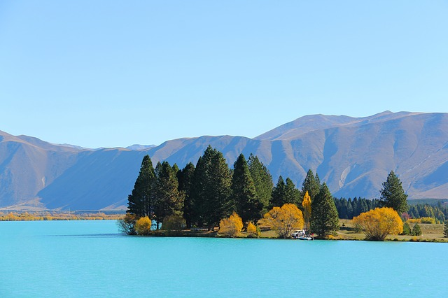 5 great places to visit in New Zealand