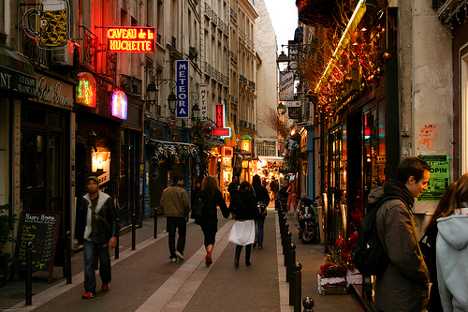 Latin Quarter - Paris