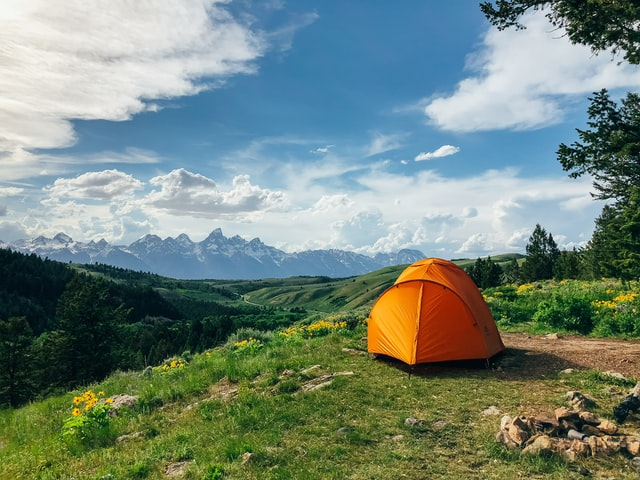 Your Lockdown Holiday: Camping