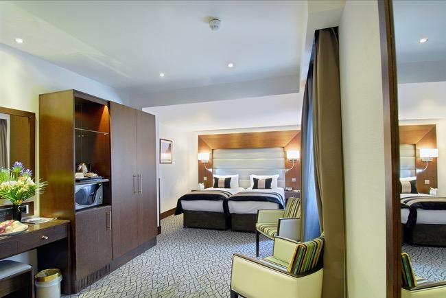 Kensington Accommodation