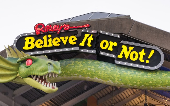 Ripley's London Attraction