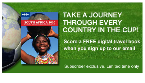 Lonely Planet: download a free guide to all participating teams in the World Cup