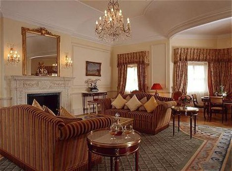 Prince of Wales Suite at The Ritz in London
