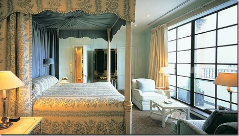 The Davies Penthouse at Claridge's in London