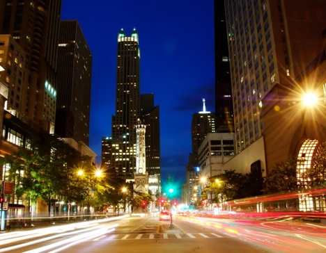 Magnificent Mile - Chicago