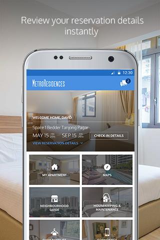 MetroResidences App