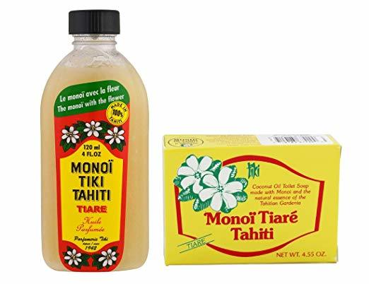 Monoi Oil and Soap