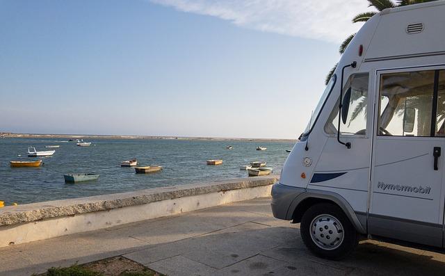Top motorhome destination ideas in Europe